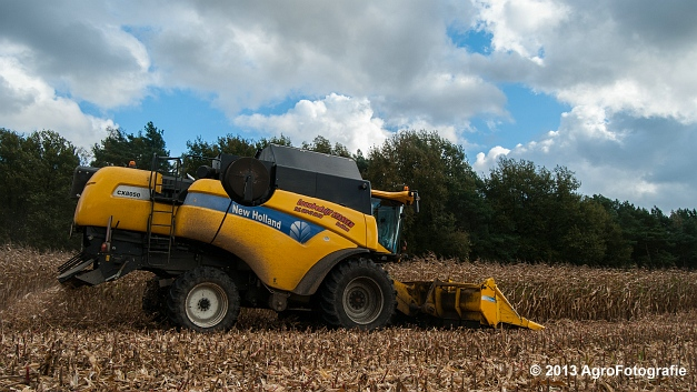 New Holland CX 8050 (4 van 20)