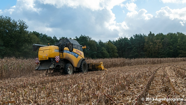 New Holland CX 8050 (5 van 20)