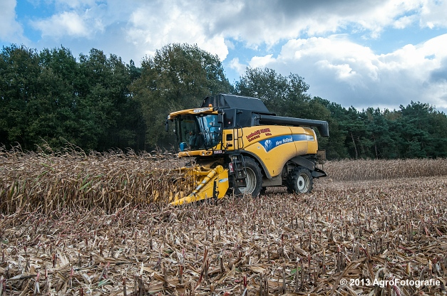 New Holland CX 8050 (7 van 20)