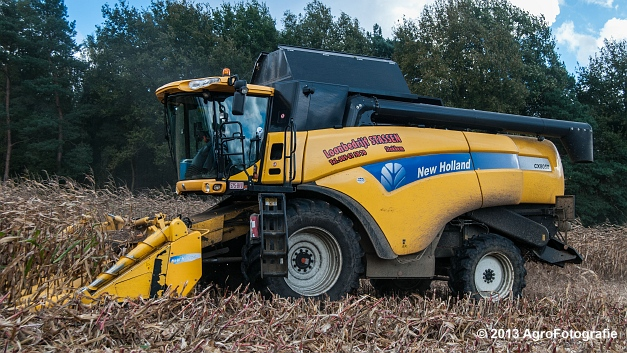 New Holland CX 8050 (8 van 20)