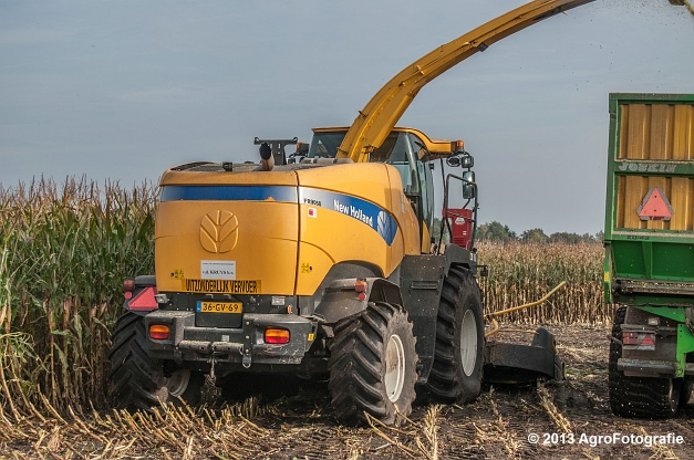 New Holland FR 9050 (10 van 24)