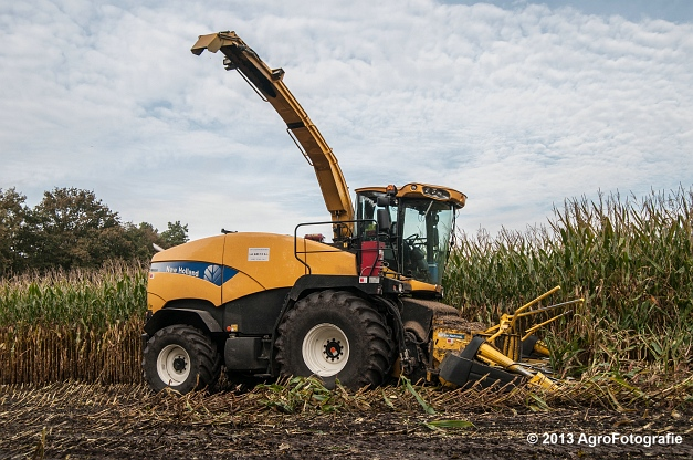 New Holland FR 9050 (3 van 24)