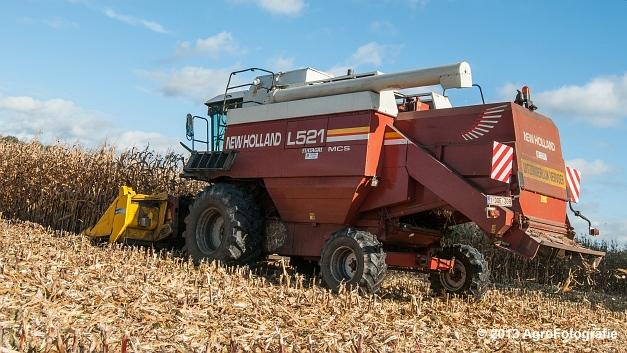 New Holland L521 (15 van 20)