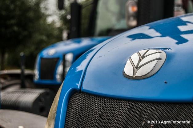 New Holland T6050 + Grimme SE 150-60 (25 van 25)