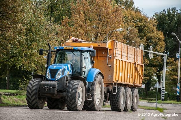 New Holland CX 780 (VD Kruys) (1 van 20)