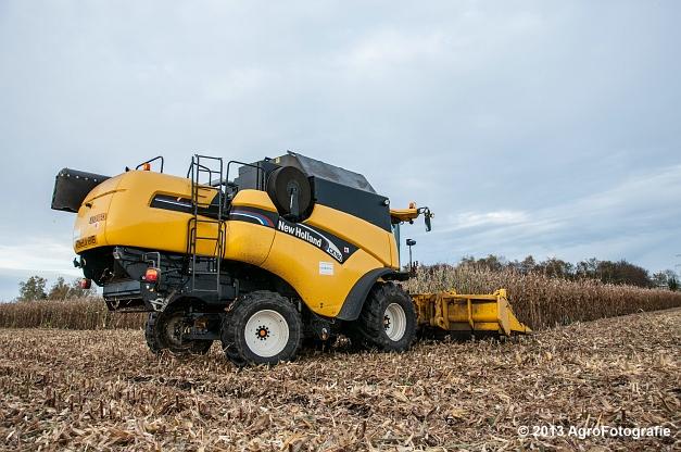 New Holland CX 780 (VD Kruys) (12 van 20)