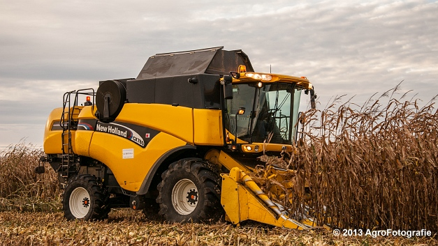 New Holland CX 780 (VD Kruys) (17 van 20)