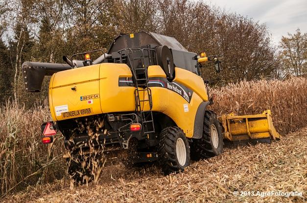 New Holland CX 780 (VD Kruys) (18 van 20)