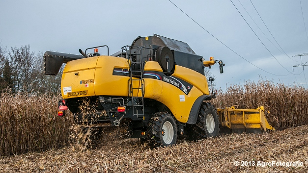 New Holland CX 780 (VD Kruys) (5 van 20)