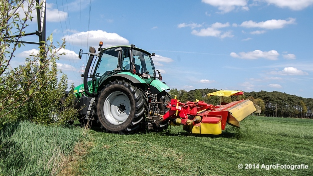 Deutz-Fahr Agrotron 106 + Pottinger (12 van 20)