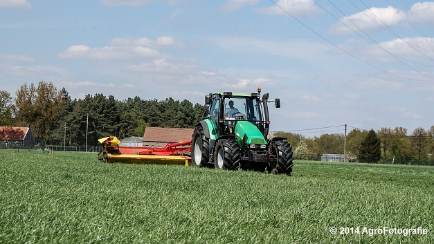 Deutz-Fahr Agrotron 106 + Pottinger (13 van 20)