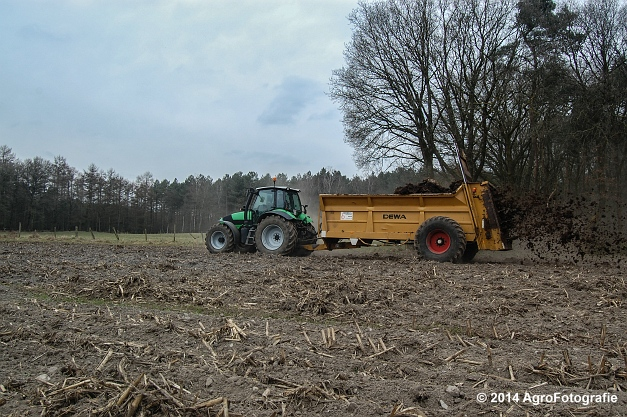 Deutz-Fahr Agrotron M620 + Dewa (11 van 23)