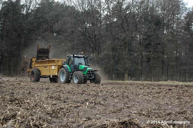 Deutz-Fahr Agrotron M620 + Dewa (15 van 23)