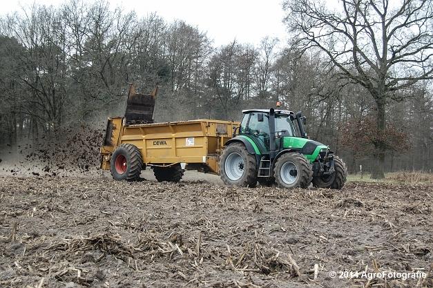 Deutz-Fahr Agrotron M620 + Dewa (16 van 23)