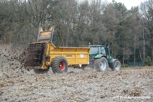 Deutz-Fahr Agrotron M620 + Dewa (18 van 23)