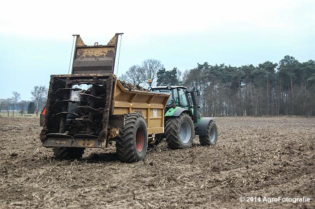Deutz-Fahr Agrotron M620 + Dewa (19 van 23)