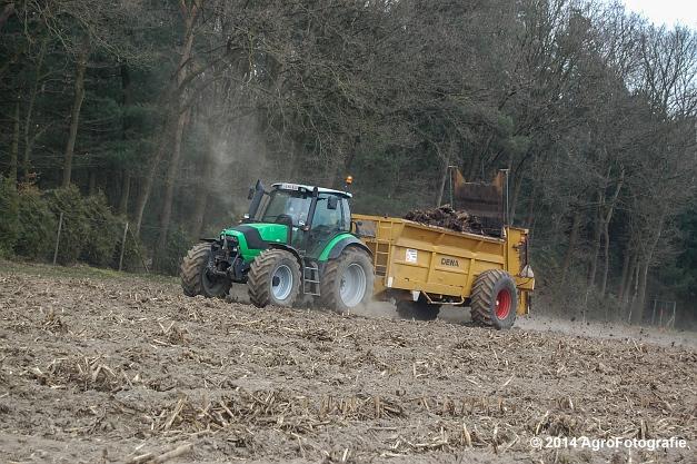 Deutz-Fahr Agrotron M620 + Dewa (7 van 23)