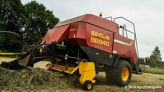 New Holland TM 165 + NH BB 940 (18 van 21)