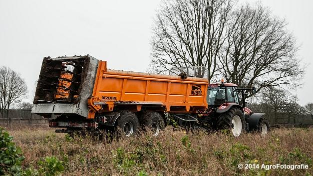 New Holland TM 155 + Dezeure (10 van 20)
