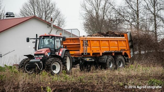 New Holland TM 155 + Dezeure (11 van 20)
