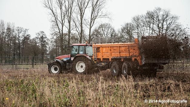 New Holland TM 155 + Dezeure (14 van 20)
