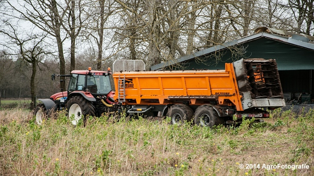 New Holland TM 155 + Dezeure (15 van 20)