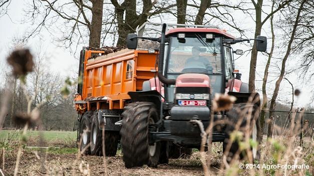 New Holland TM 155 + Dezeure (16 van 20)