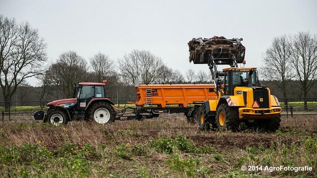 New Holland TM 155 + Dezeure (20 van 20)
