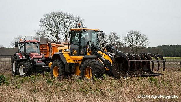 New Holland TM 155 + Dezeure (5 van 20)
