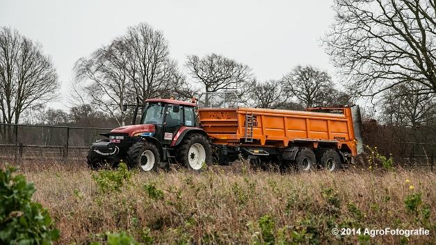 New Holland TM 155 + Dezeure (7 van 20)