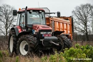 New Holland TM 155 + Dezeure (8 van 20)