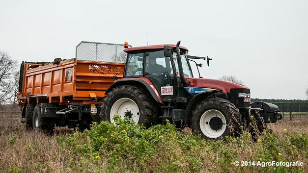 New Holland TM 155 + Dezeure (9 van 20)