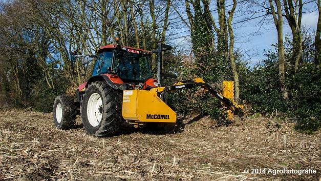 New Holland TM 155 + Mc Connel PA 55 ECO (11 van 23)