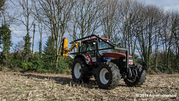 New Holland TM 155 + Mc Connel PA 55 ECO (16 van 23)