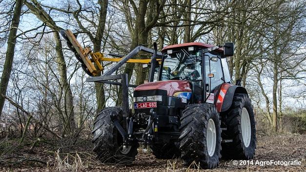 New Holland TM 155 + Mc Connel PA 55 ECO (19 van 23)