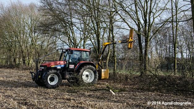 New Holland TM 155 + Mc Connel PA 55 ECO (22 van 23)