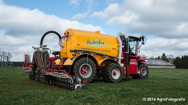 Vervaet Hydro Trike (Houbraken, grasland) (13 van 24)