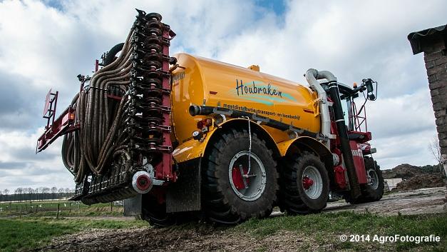 Vervaet Hydro Trike (Houbraken, grasland) (21 van 24)