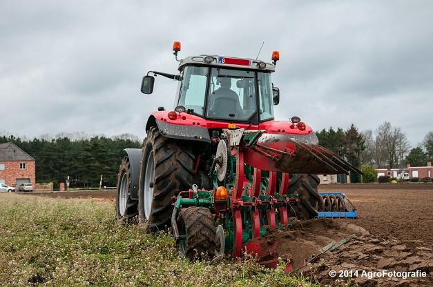 Massey Ferguson 7485 + Kverneland (Cuyvers) (18 van 23)