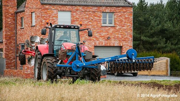 Massey Ferguson 7485 + Kverneland (Cuyvers) (19 van 23)