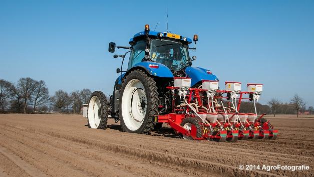 New Holland T7.210 + Gaspardo (Roost) (29 van 29)