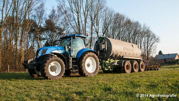New Holland T7030 + Joskin (VDS) (16 van 25)