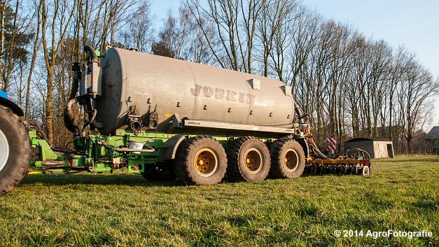 New Holland T7030 + Joskin (VDS) (17 van 25)