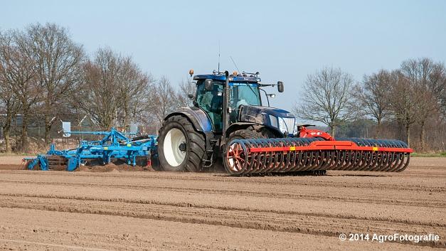 New Holland T7070 BP + Lemken (Roost) (1 van 22)