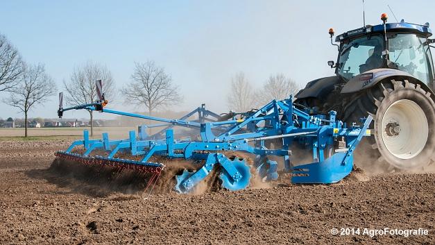 New Holland T7070 BP + Lemken (Roost) (14 van 22)