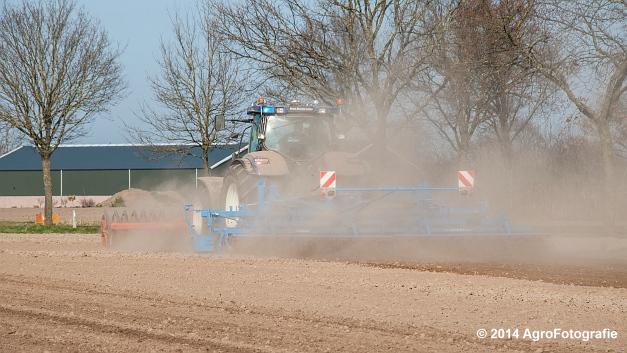 New Holland T7070 BP + Lemken (Roost) (18 van 22)