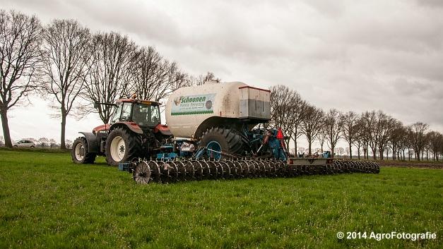 New Holland TM 165 + Duport (Schoonen) (18 van 26)