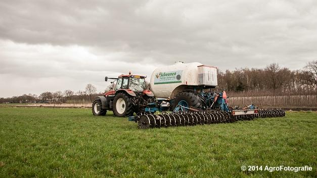 New Holland TM 165 + Duport (Schoonen) (20 van 26)