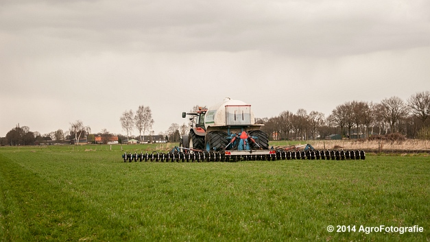 New Holland TM 165 + Duport (Schoonen) (23 van 26)