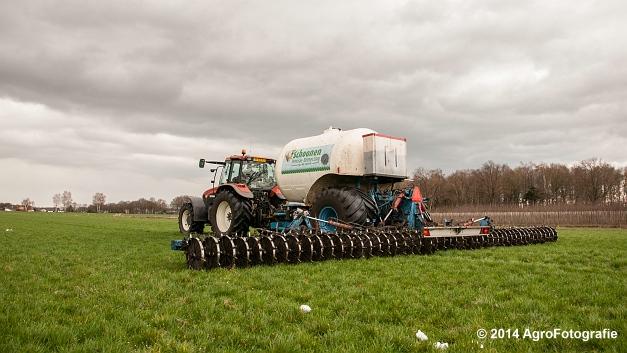 New Holland TM 165 + Duport (Schoonen) (3 van 26)